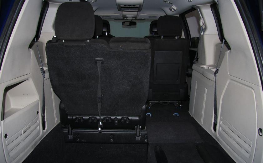 2013 Dodge GR Caravan SXT STOW'N GO DVD MAGS CAMERA RECUL #35