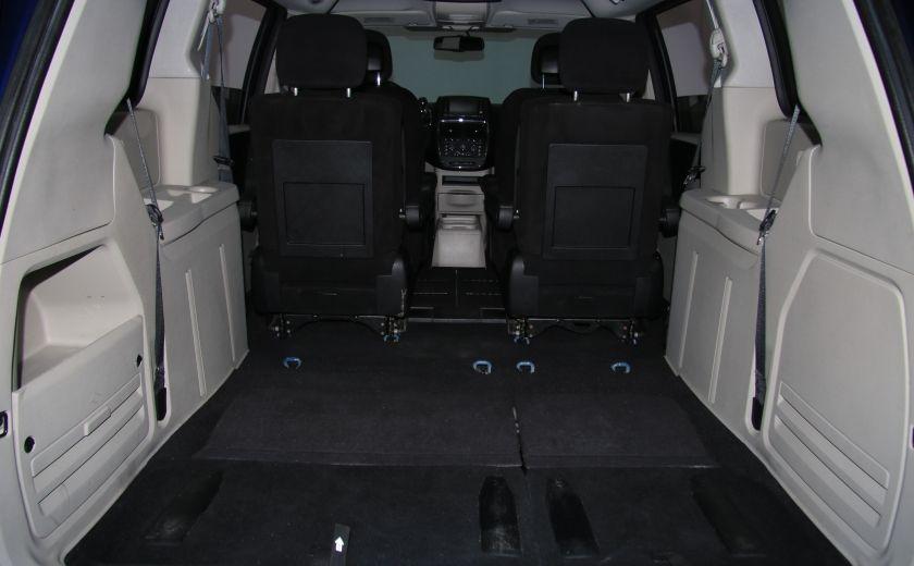 2013 Dodge GR Caravan SXT STOW'N GO DVD MAGS CAMERA RECUL #36