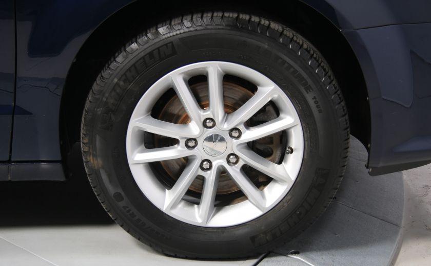 2013 Dodge GR Caravan SXT STOW'N GO DVD MAGS CAMERA RECUL #37