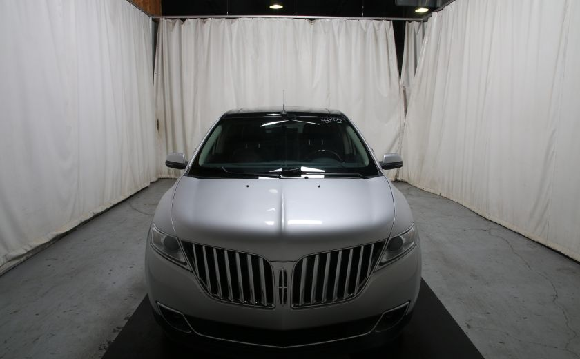 2013 Lincoln MKX AWD AUTO A/C CUIR TOIT MAGS CHROME #1