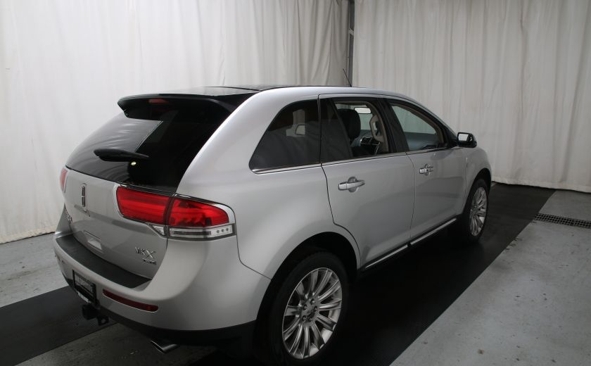 2013 Lincoln MKX AWD AUTO A/C CUIR TOIT MAGS CHROME #5