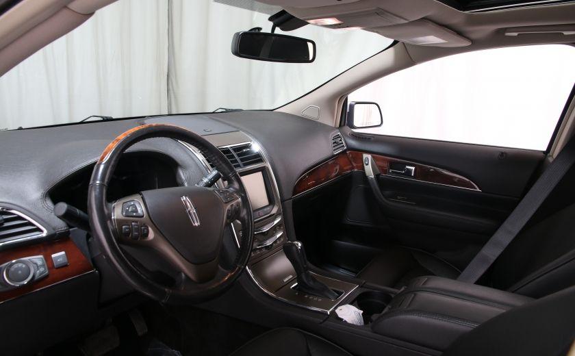 2013 Lincoln MKX AWD AUTO A/C CUIR TOIT MAGS CHROME #9