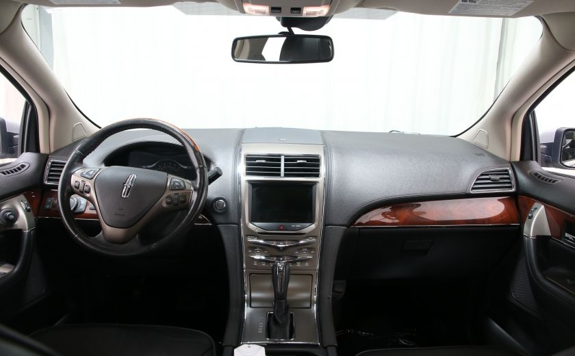 2013 Lincoln MKX AWD AUTO A/C CUIR TOIT MAGS CHROME #12