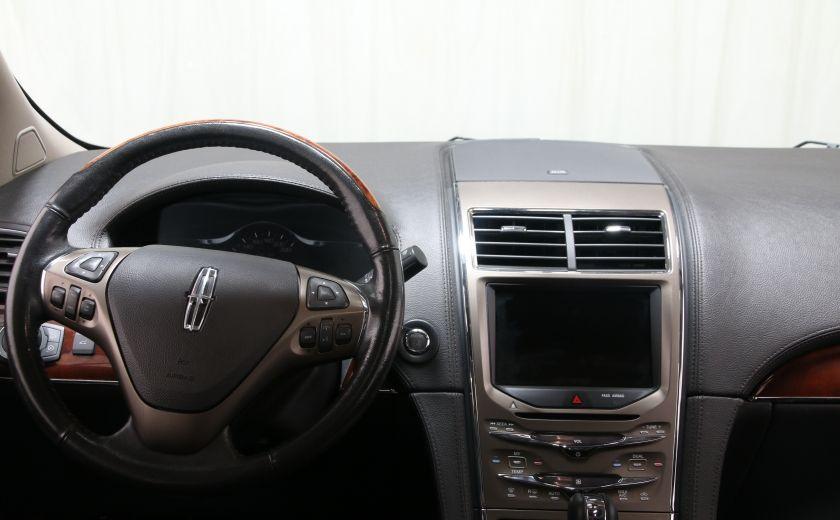 2013 Lincoln MKX AWD AUTO A/C CUIR TOIT MAGS CHROME #13