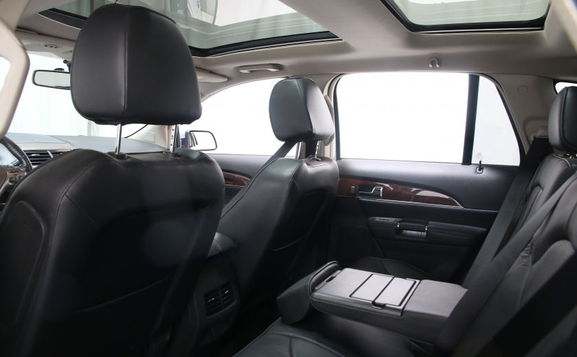 2013 Lincoln MKX AWD AUTO A/C CUIR TOIT MAGS CHROME #16