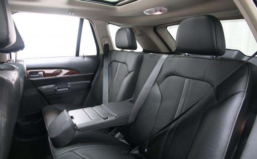 2013 Lincoln MKX AWD AUTO A/C CUIR TOIT MAGS CHROME #17