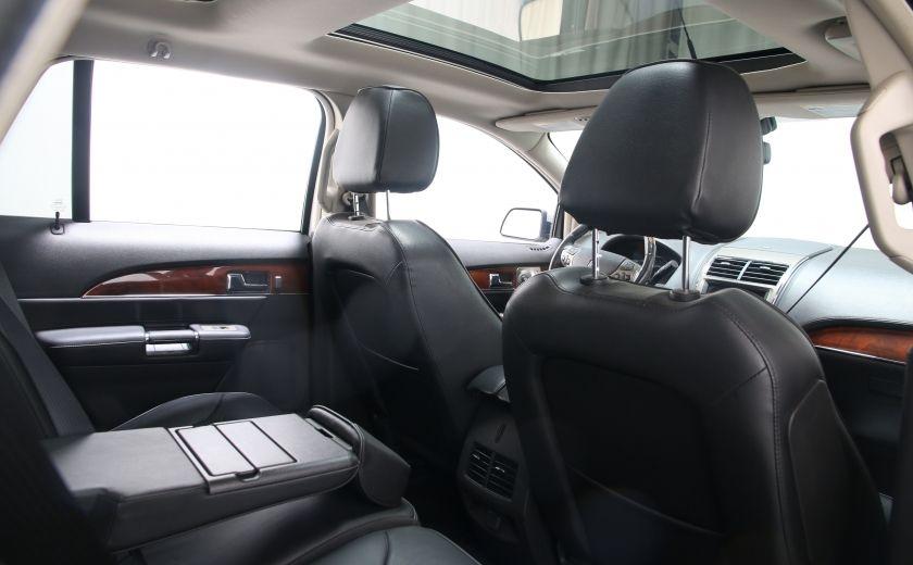 2013 Lincoln MKX AWD AUTO A/C CUIR TOIT MAGS CHROME #18