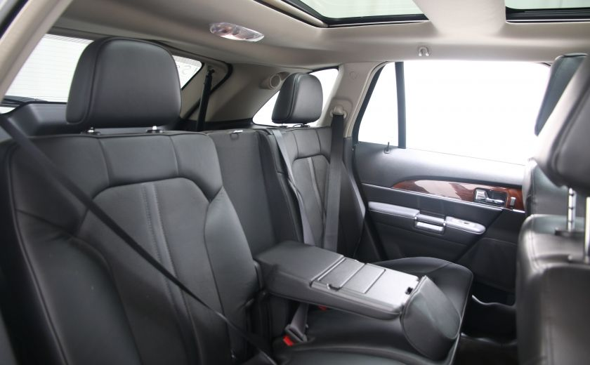 2013 Lincoln MKX AWD AUTO A/C CUIR TOIT MAGS CHROME #19