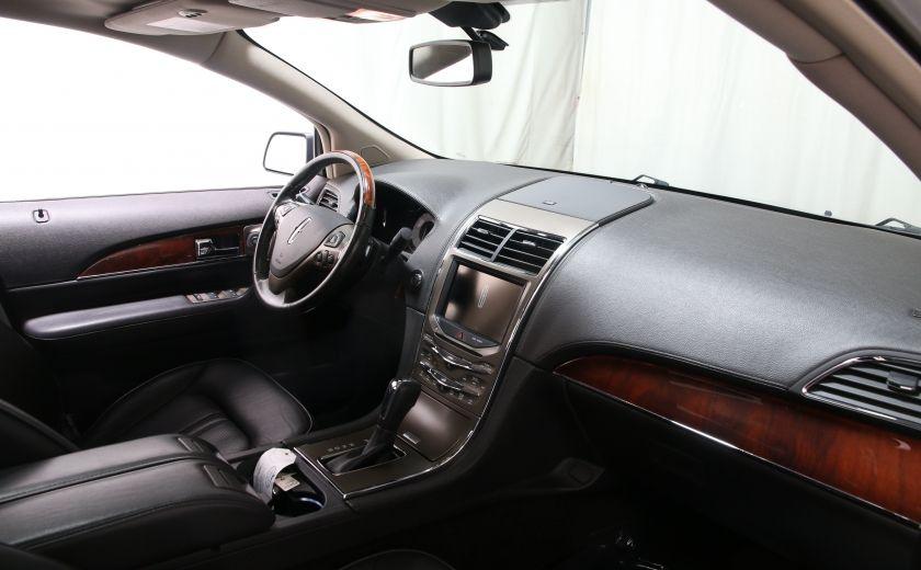 2013 Lincoln MKX AWD AUTO A/C CUIR TOIT MAGS CHROME #20