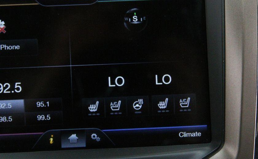 2013 Lincoln MKX AWD AUTO A/C CUIR TOIT MAGS CHROME #23