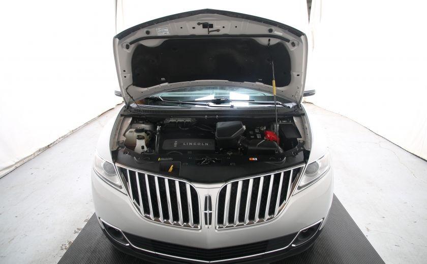 2013 Lincoln MKX AWD AUTO A/C CUIR TOIT MAGS CHROME #25