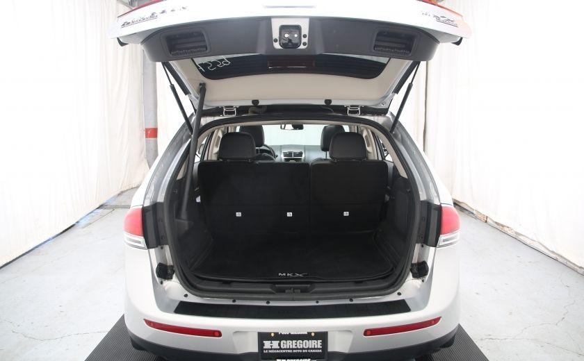 2013 Lincoln MKX AWD AUTO A/C CUIR TOIT MAGS CHROME #27