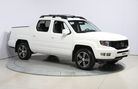 2012 Honda Ridgeline Sport 4WD AUTO A/C GR ELECT MAGS in Carignan