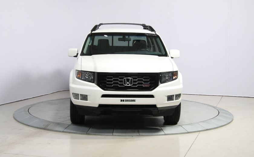2012 Honda Ridgeline Sport 4WD AUTO A/C GR ELECT MAGS #1