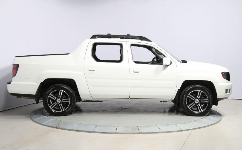 2012 Honda Ridgeline Sport 4WD AUTO A/C GR ELECT MAGS #7