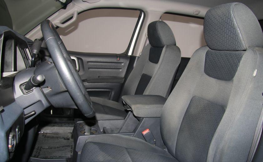 2012 Honda Ridgeline Sport 4WD AUTO A/C GR ELECT MAGS #9