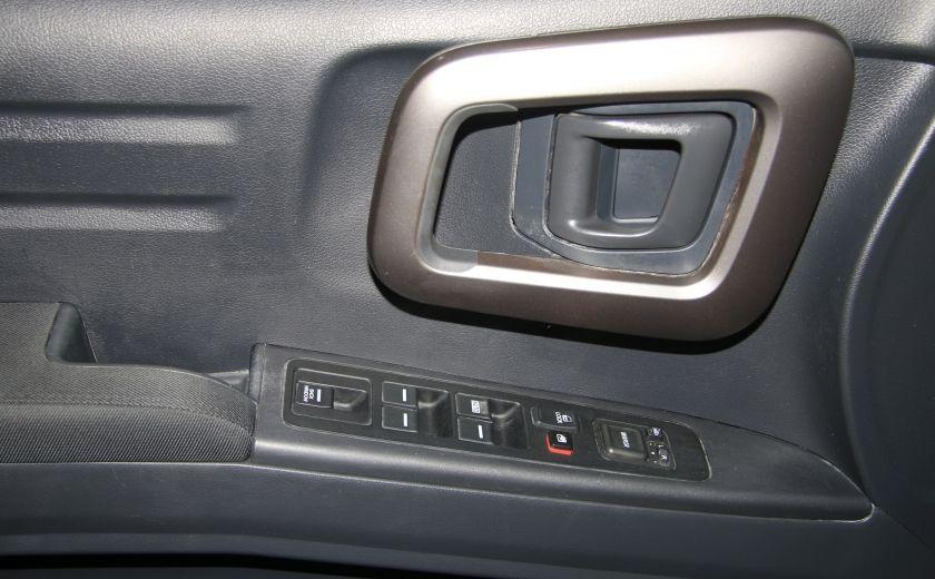 2012 Honda Ridgeline Sport 4WD AUTO A/C GR ELECT MAGS #10