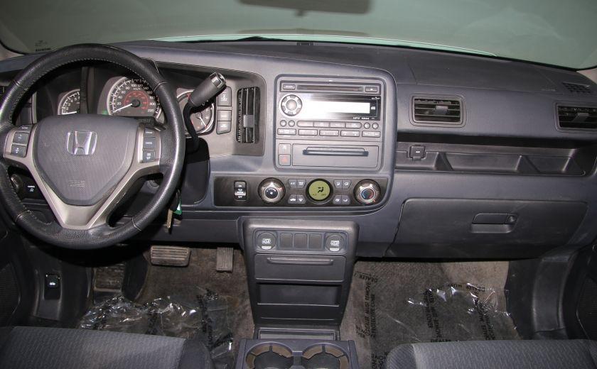 2012 Honda Ridgeline Sport 4WD AUTO A/C GR ELECT MAGS #11