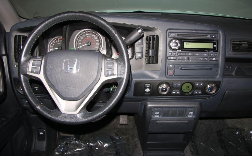 2012 Honda Ridgeline Sport 4WD AUTO A/C GR ELECT MAGS #12