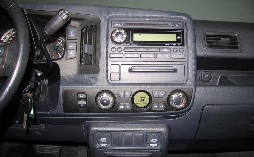 2012 Honda Ridgeline Sport 4WD AUTO A/C GR ELECT MAGS #14