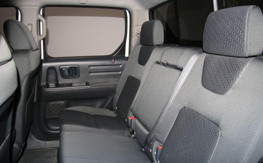 2012 Honda Ridgeline Sport 4WD AUTO A/C GR ELECT MAGS #19