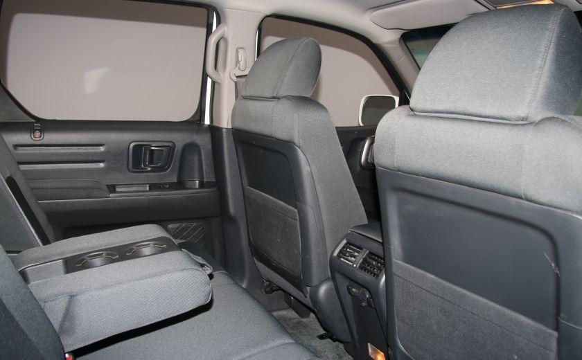 2012 Honda Ridgeline Sport 4WD AUTO A/C GR ELECT MAGS #20