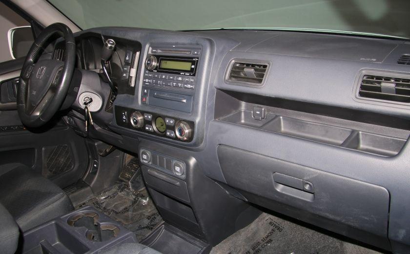 2012 Honda Ridgeline Sport 4WD AUTO A/C GR ELECT MAGS #22