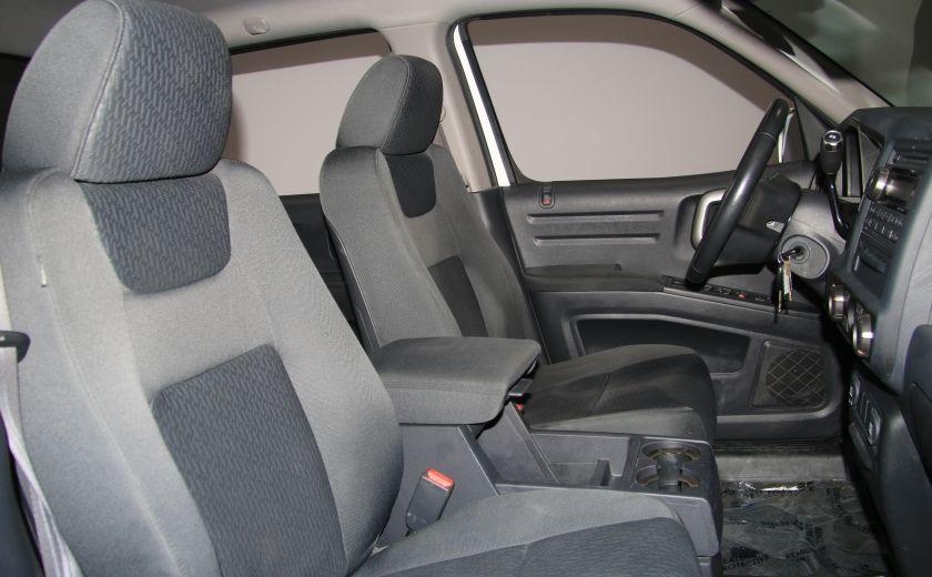 2012 Honda Ridgeline Sport 4WD AUTO A/C GR ELECT MAGS #24