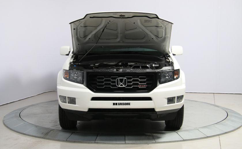 2012 Honda Ridgeline Sport 4WD AUTO A/C GR ELECT MAGS #26