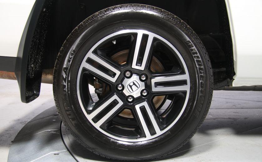 2012 Honda Ridgeline Sport 4WD AUTO A/C GR ELECT MAGS #28