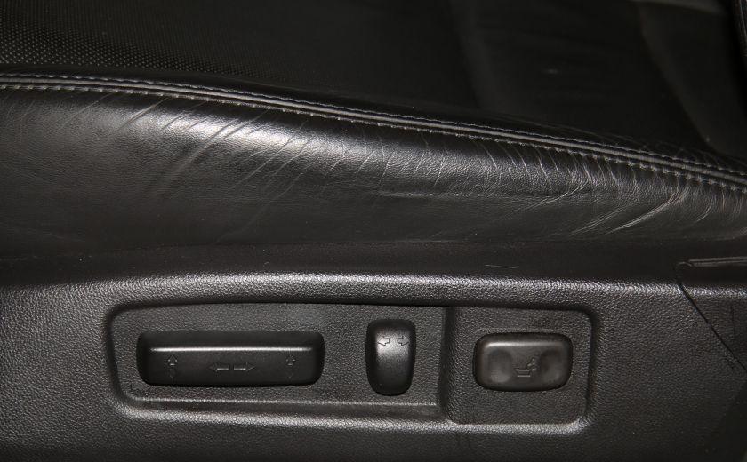 2013 Acura MDX Tech Pkg AWD CUIR TOIT NAV DVD 7PASSAGERS BLUETOOT #11