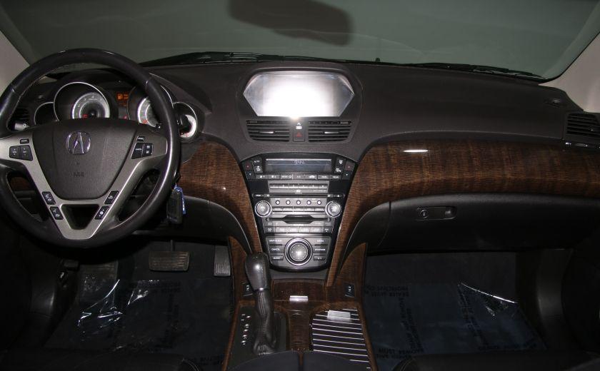 2013 Acura MDX Tech Pkg AWD CUIR TOIT NAV DVD 7PASSAGERS BLUETOOT #13