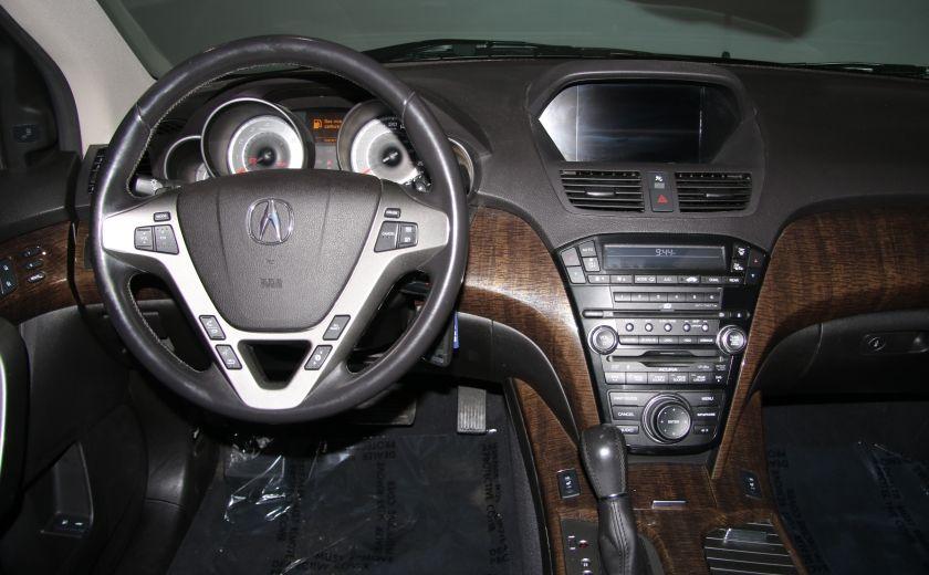 2013 Acura MDX Tech Pkg AWD CUIR TOIT NAV DVD 7PASSAGERS BLUETOOT #14