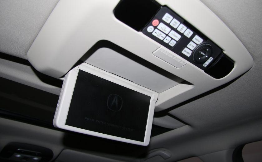 2013 Acura MDX Tech Pkg AWD CUIR TOIT NAV DVD 7PASSAGERS BLUETOOT #19