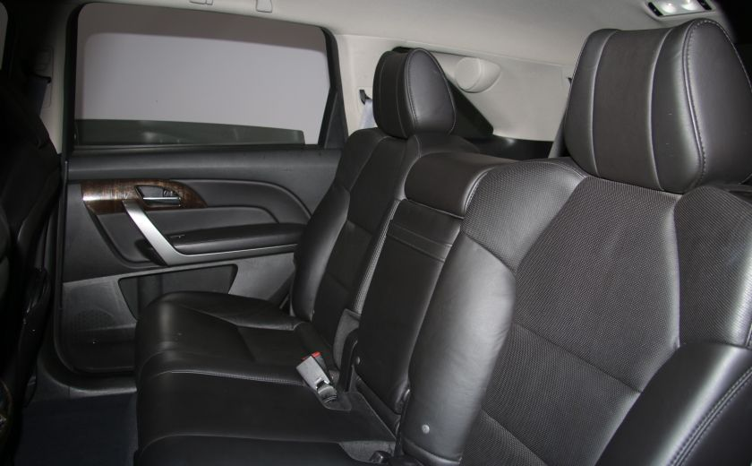 2013 Acura MDX Tech Pkg AWD CUIR TOIT NAV DVD 7PASSAGERS BLUETOOT #25