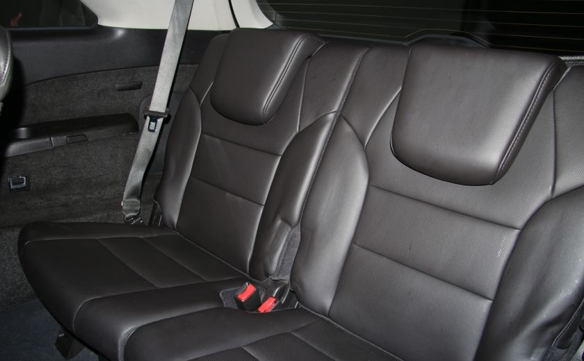 2013 Acura MDX Tech Pkg AWD CUIR TOIT NAV DVD 7PASSAGERS BLUETOOT #26