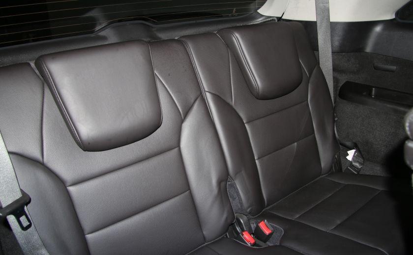 2013 Acura MDX Tech Pkg AWD CUIR TOIT NAV DVD 7PASSAGERS BLUETOOT #27
