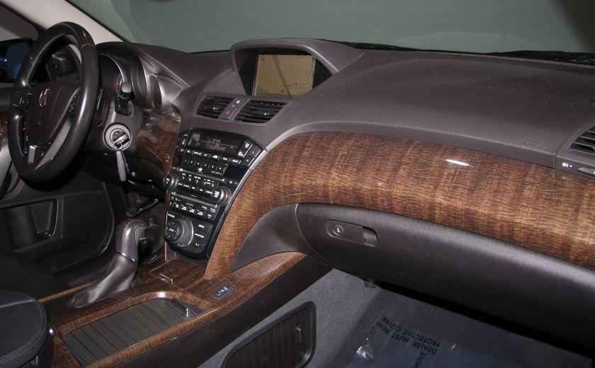 2013 Acura MDX Tech Pkg AWD CUIR TOIT NAV DVD 7PASSAGERS BLUETOOT #30