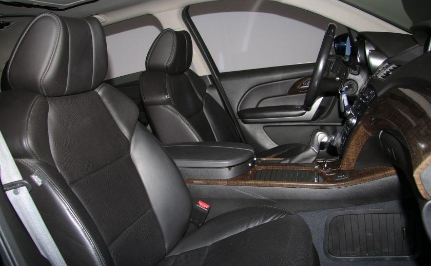 2013 Acura MDX Tech Pkg AWD CUIR TOIT NAV DVD 7PASSAGERS BLUETOOT #32