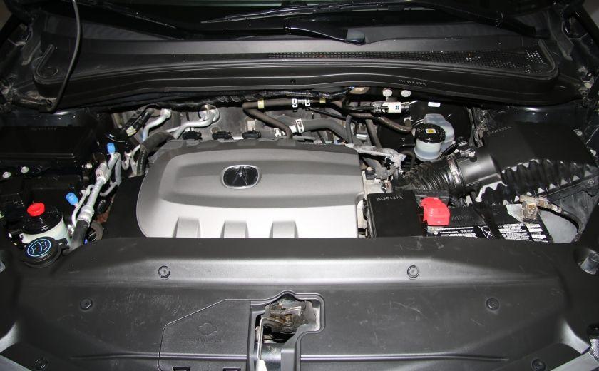 2013 Acura MDX Tech Pkg AWD CUIR TOIT NAV DVD 7PASSAGERS BLUETOOT #33
