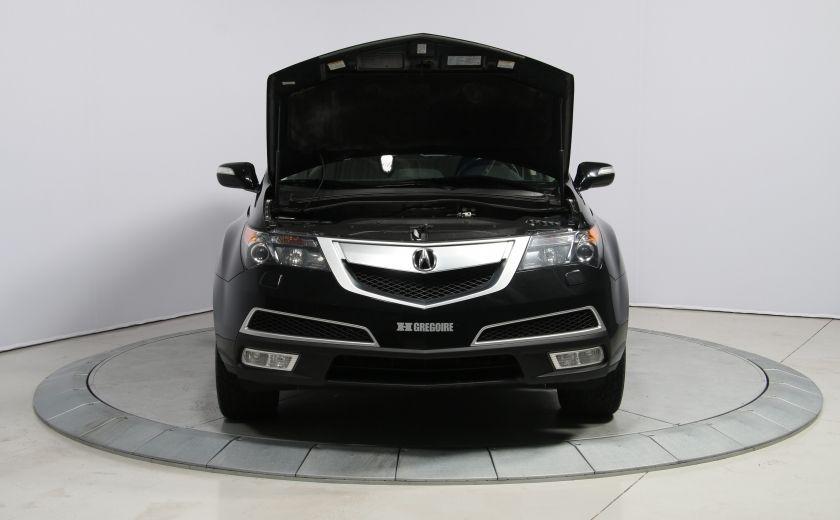 2013 Acura MDX Tech Pkg AWD CUIR TOIT NAV DVD 7PASSAGERS BLUETOOT #34