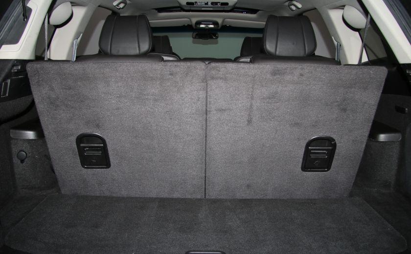 2013 Acura MDX Tech Pkg AWD CUIR TOIT NAV DVD 7PASSAGERS BLUETOOT #36