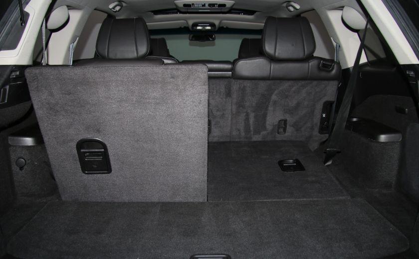 2013 Acura MDX Tech Pkg AWD CUIR TOIT NAV DVD 7PASSAGERS BLUETOOT #37