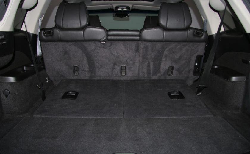 2013 Acura MDX Tech Pkg AWD CUIR TOIT NAV DVD 7PASSAGERS BLUETOOT #38