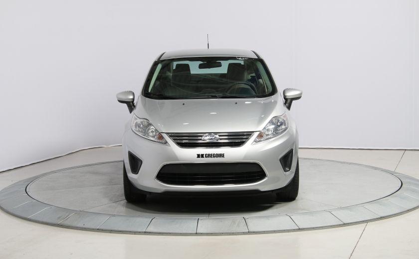 2012 Ford Fiesta SE A/C GR ELECT #1