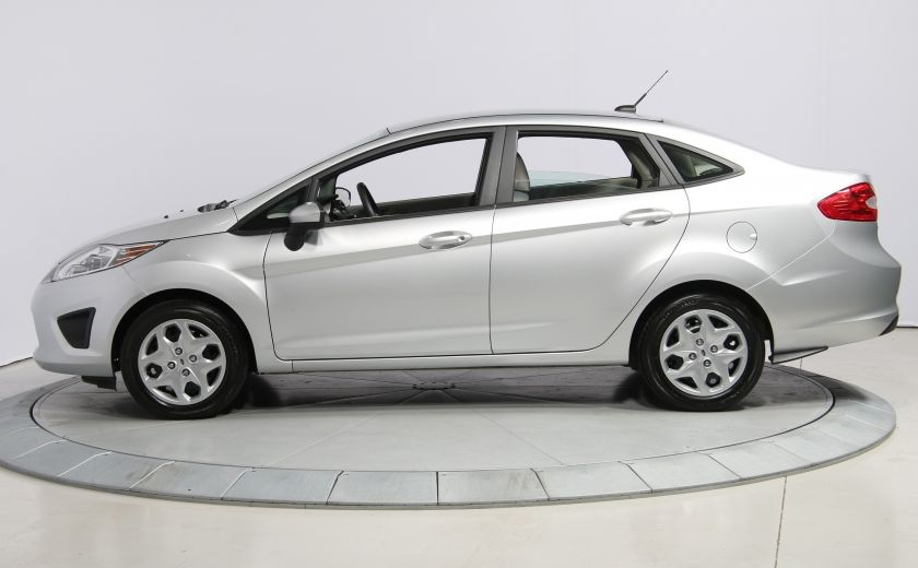 2012 Ford Fiesta SE A/C GR ELECT #3