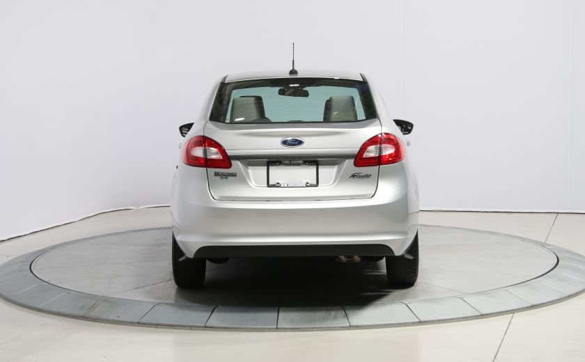 2012 Ford Fiesta SE A/C GR ELECT #5