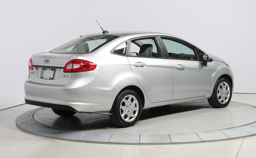 2012 Ford Fiesta SE A/C GR ELECT #6