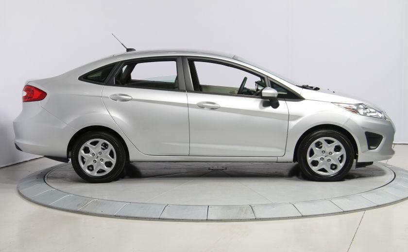 2012 Ford Fiesta SE A/C GR ELECT #7