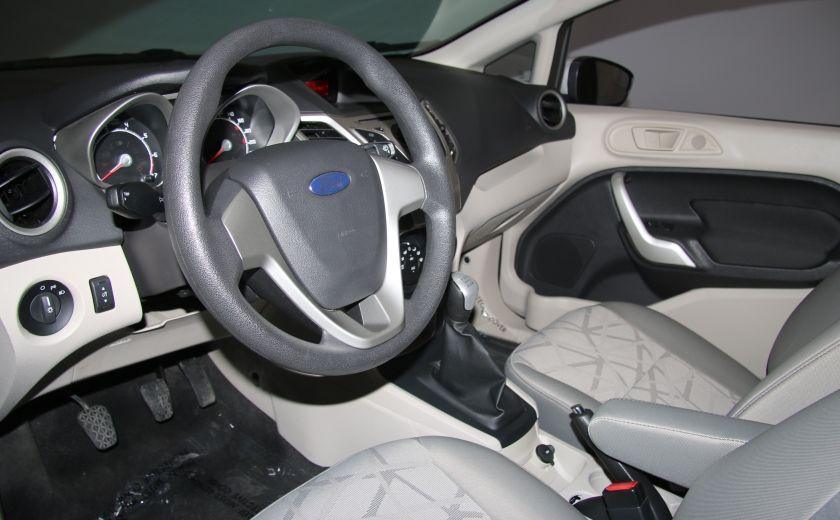 2012 Ford Fiesta SE A/C GR ELECT #8